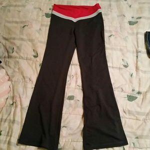 Victoria Secret Sport Flare Fit yoga pants, Sz S